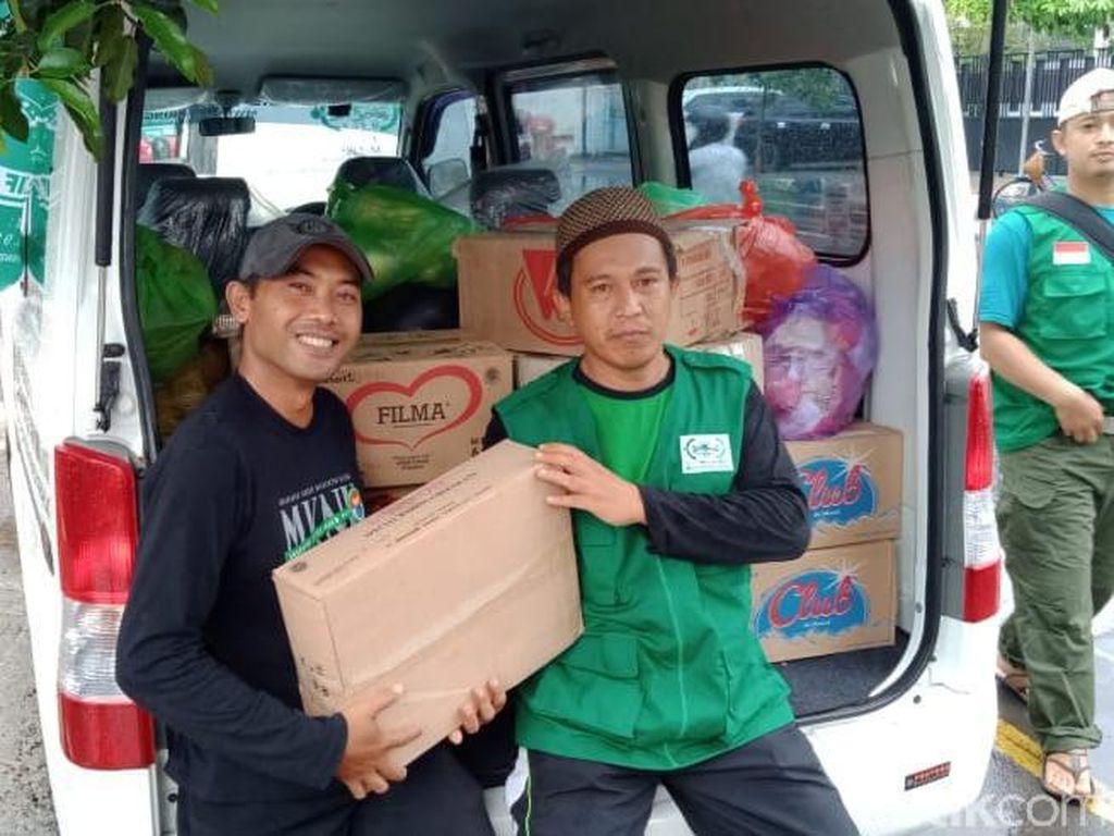 Masyarakat Banyuwangi Kirim Bantuan Korban Banjir Bandang Bondowoso