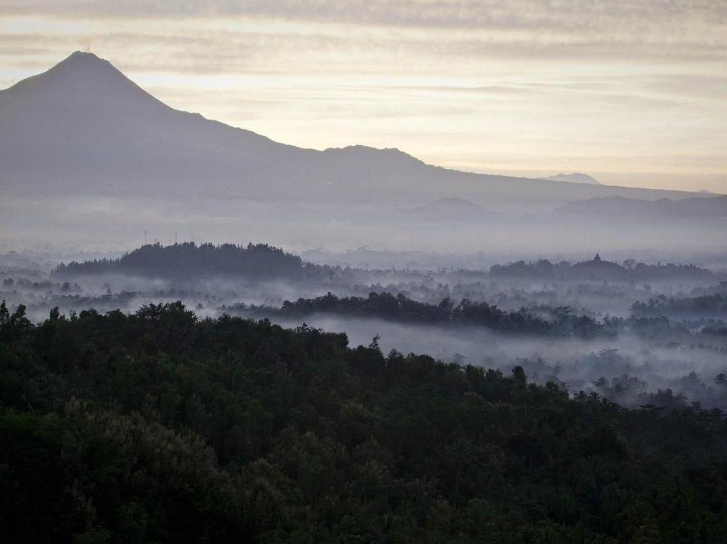 Soal Gunung Lancip Borobudur, Pelaku Wisata: Harusnya yang Riil