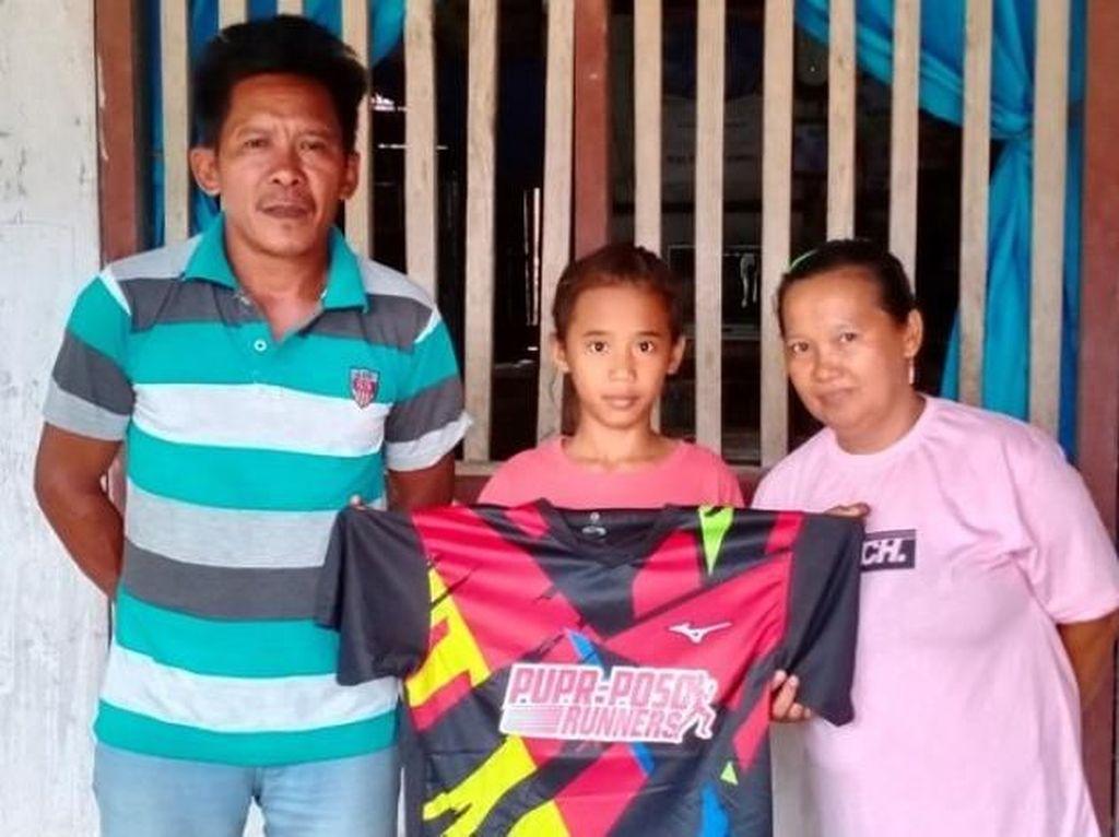 Kisah Asmarani Ndongku Juara Lari 21 Km tapi Tak Dapat Hadiah