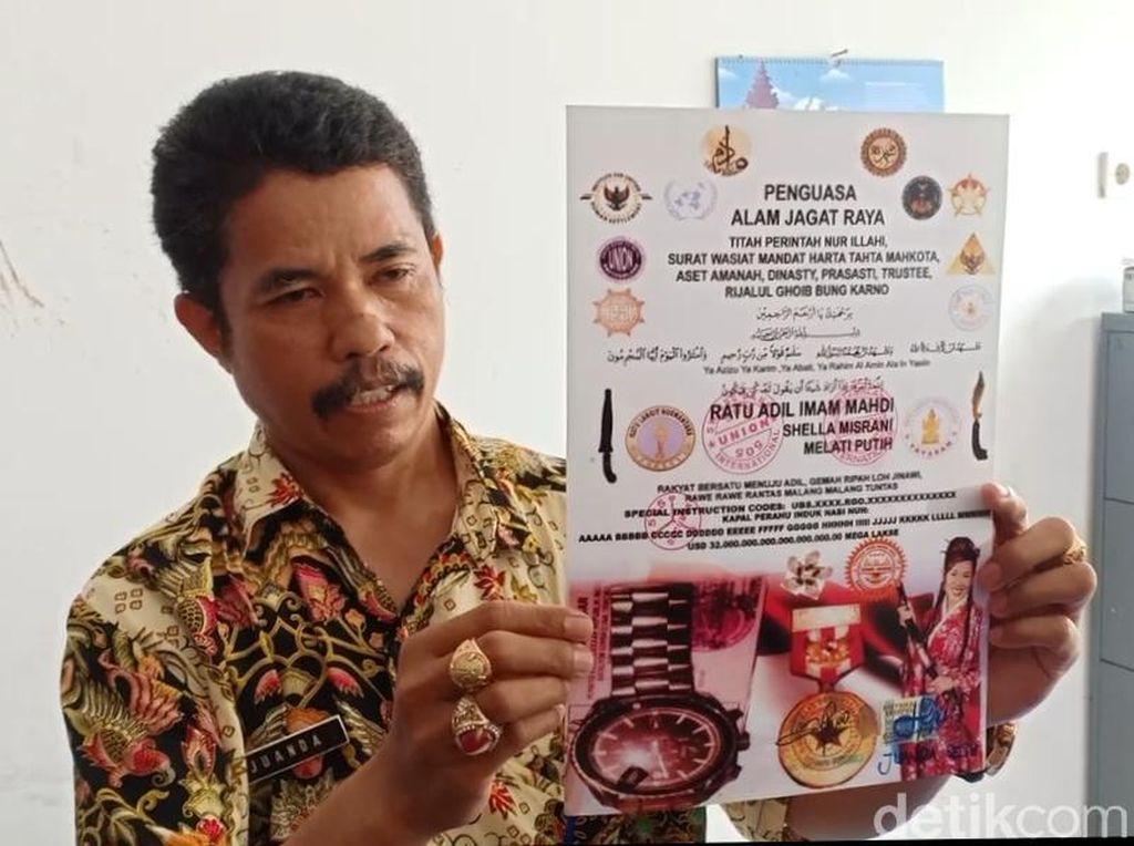 PNS Karawang Petinggi King of The King: Saya Lunasi Utang Indonesia!