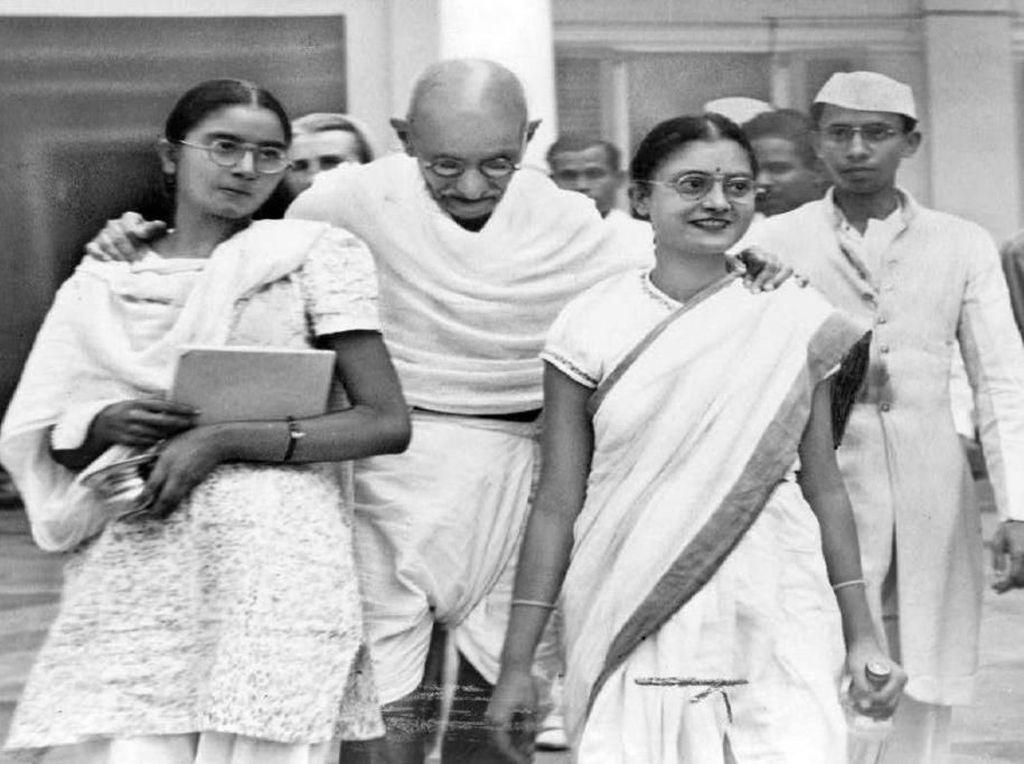 Kisah Diplomat Muda AS Beraksi Membekuk Pembunuh Mahatma Gandhi