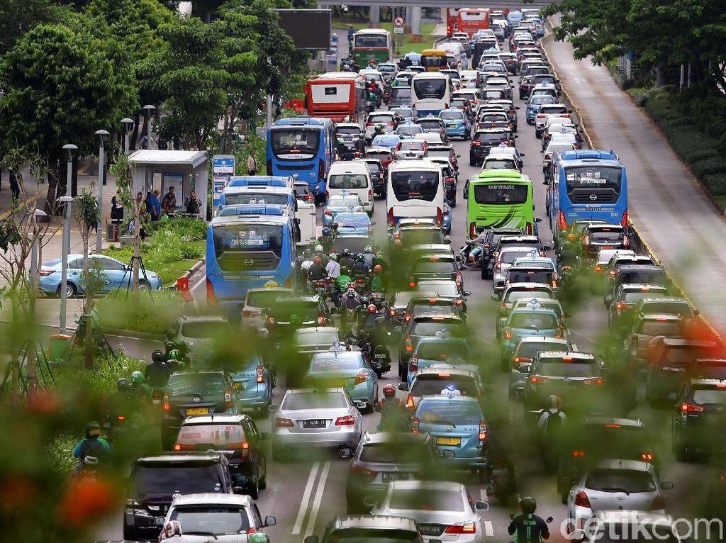 Jakarta 10 Besar Kota Termacet, Ini Jurus Andalan Dishub Perbaiki Peringkat