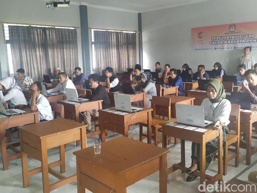 Jelang Pilkada Serentak, KPU Cianjur Seleksi 526 Calon Anggota PPK