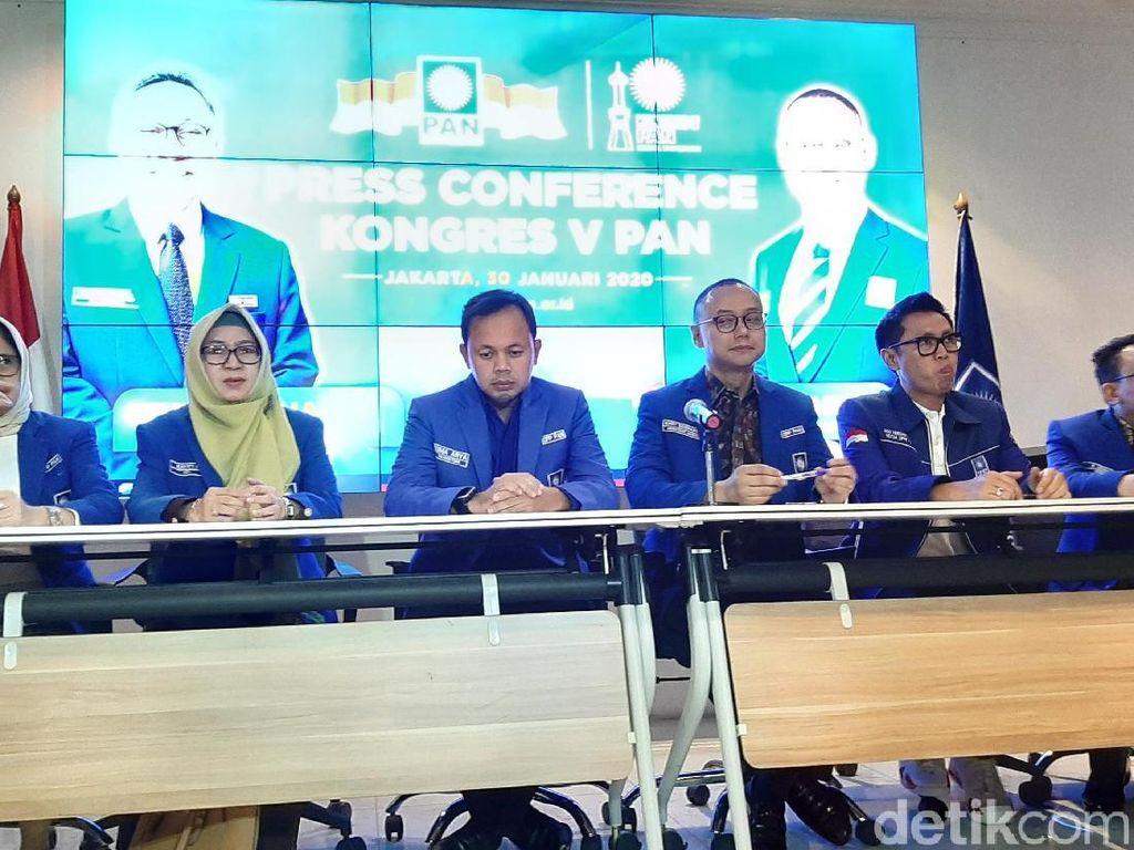 PAN Putuskan Sikap di Pemerintahan Jokowi dalam Kongres