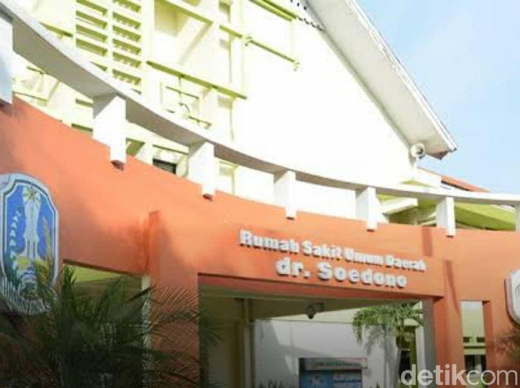 Dirawat 1 Hari, PDP Asal Magetan Meninggal di RSUD Soedono Madiun