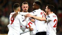 Bungkam West Ham 2-0, Liverpool Makin Perkasa di Liga Inggris