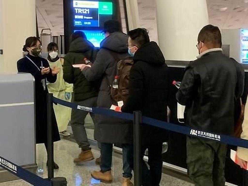 Peningkatan Virus Corona di Singapura, Kemlu Ingatkan Wisatawan