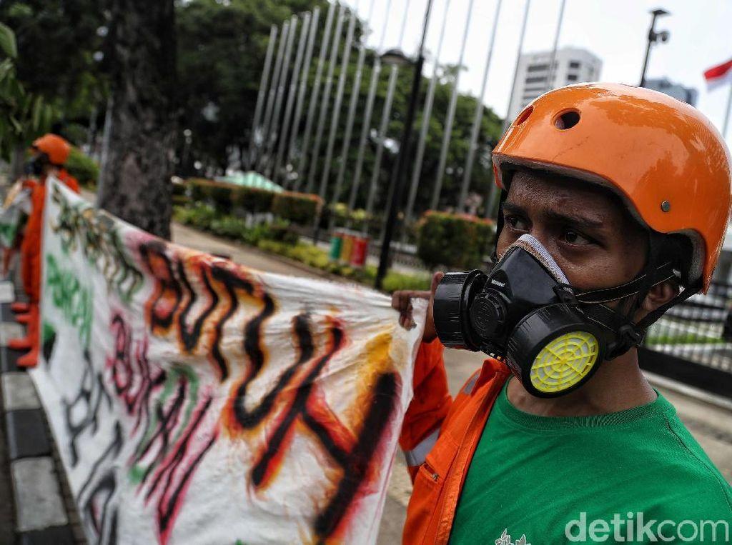 Walhi Beberkan Upaya-upaya Pembungkaman Aktivis di Tengah Pandemi