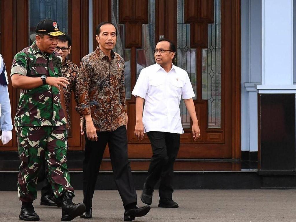 Underpass Terpanjang RI di Yogyakarta Diresmikan Jokowi Besok
