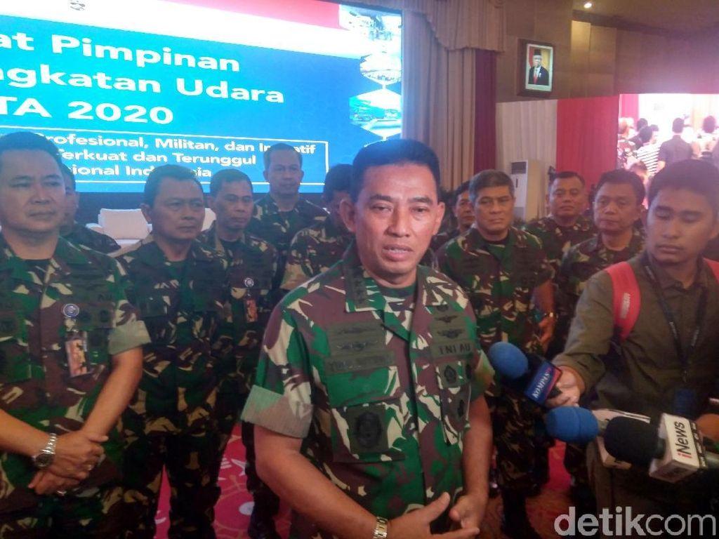 TNI AU Siap Tambah Pesawat untuk Evakuasi WNI di Wuhan China