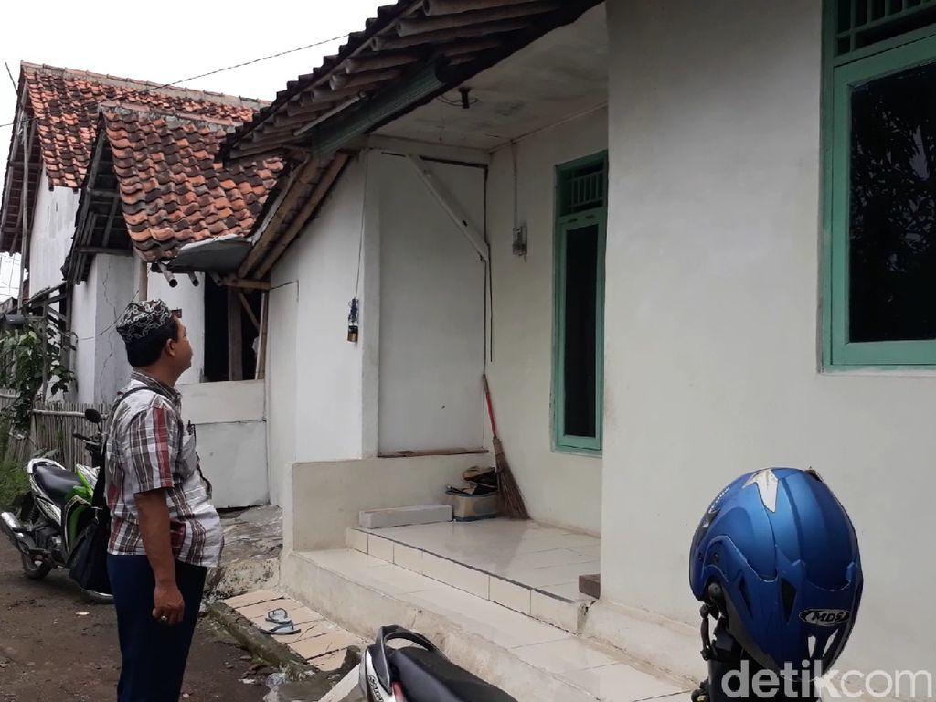 Raden Rangga Sunda Empire Ditangkap, Rumah Keluarga di Brebes Sepi