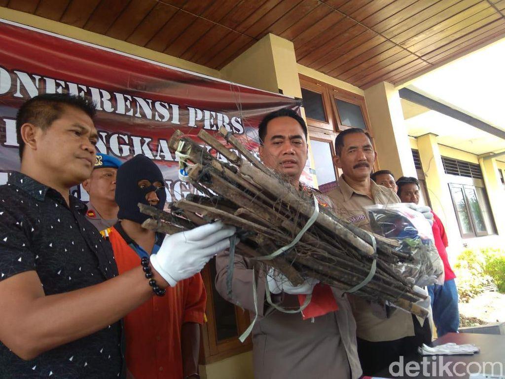 Petani di Ngawi Ditangkap Karena Jebakan Tikusnya Makan Korban Jiwa