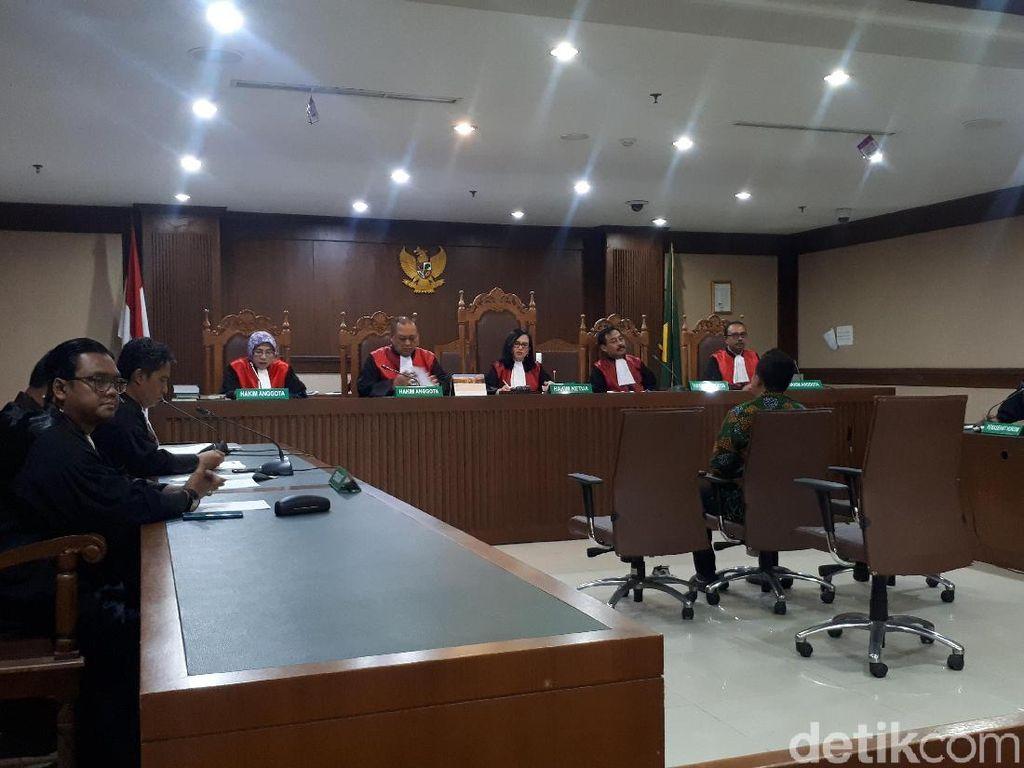 Jaksa Ungkap Peran Taufik Hidayat di Sidang Eks Aspri Menpora