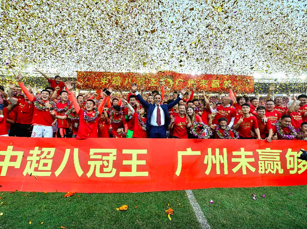 Gegara Virus Corona, Kickoff Liga Super China Ditunda