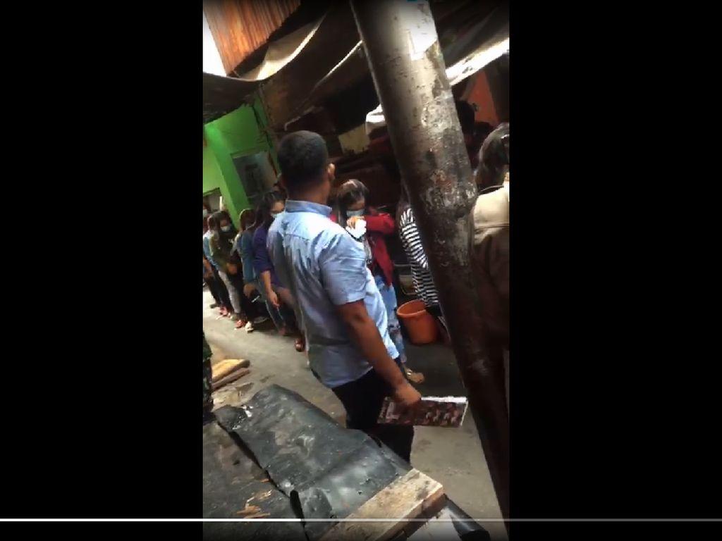 Polisi Gerebek Prostitusi di Lokalisasi Gang Royal, 34 PSK Diamankan