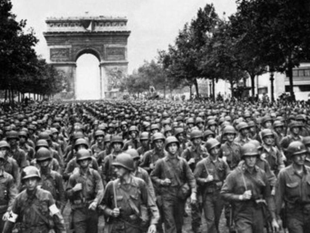 Desersi Saat Perang Eropa, Prajurit AS Ini Dihukum Mati