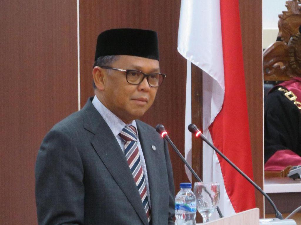 Gubernur Sulsel Minta DPRD Sabar soal Masjid 99 Kubah-Stadion Barombong