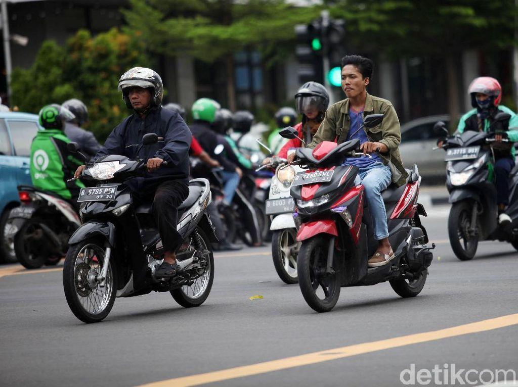 Sanksi Tertangkap Tilang Elektronik Motor, Denda Mulai Rp 250.000