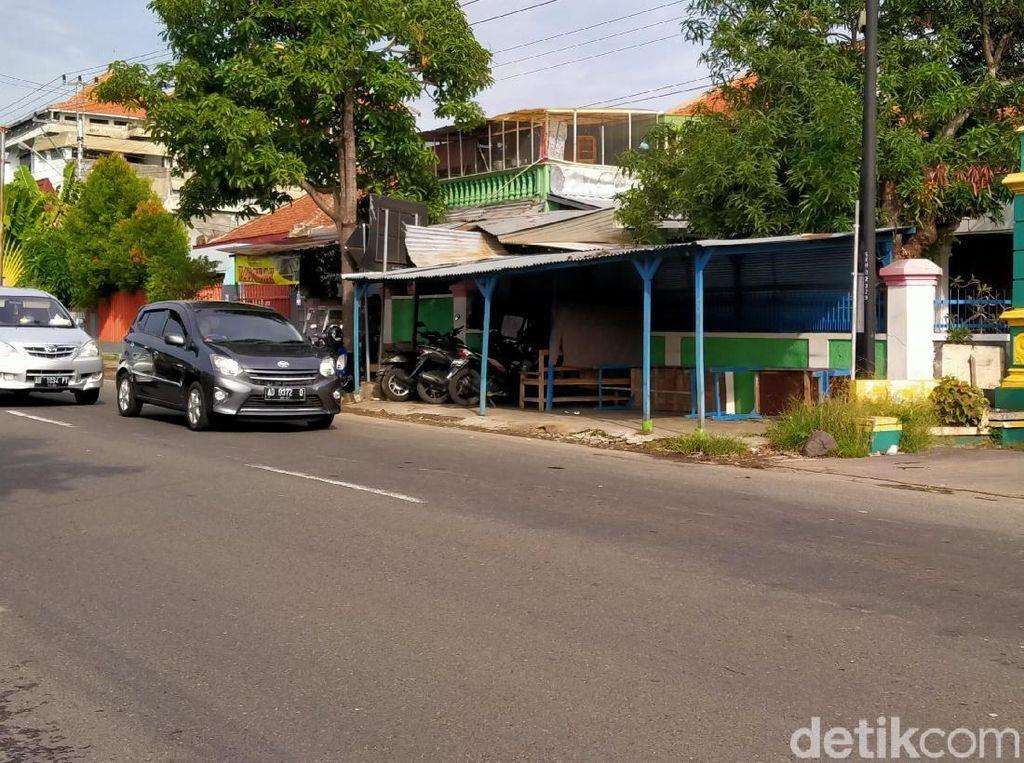 Pemotor Santuy Hadang Mobil di Klaten Belum Terlacak, Polisi Lakukan Ini