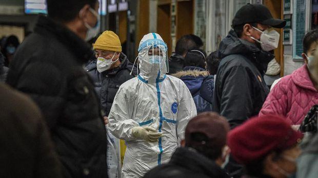 Virus corona menyebabkan ratusan orang meninggal dan ribuan lainnya terinfeksi