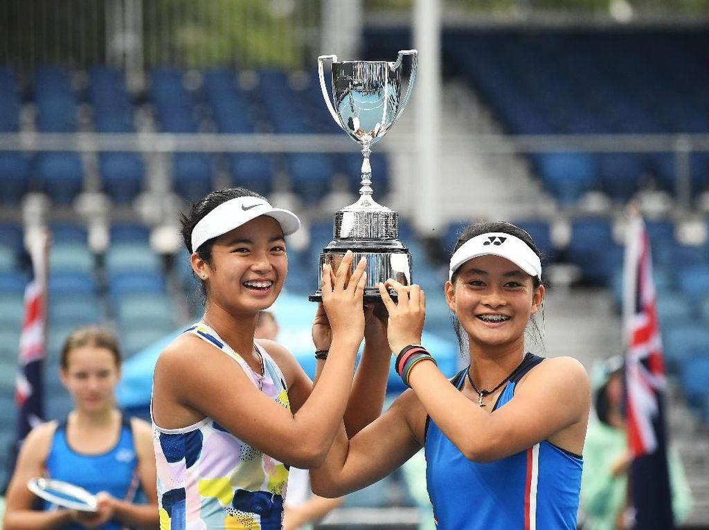 Profil Priska Madelyn Nugroho, Si Juara Australia Terbuka Junior 2020