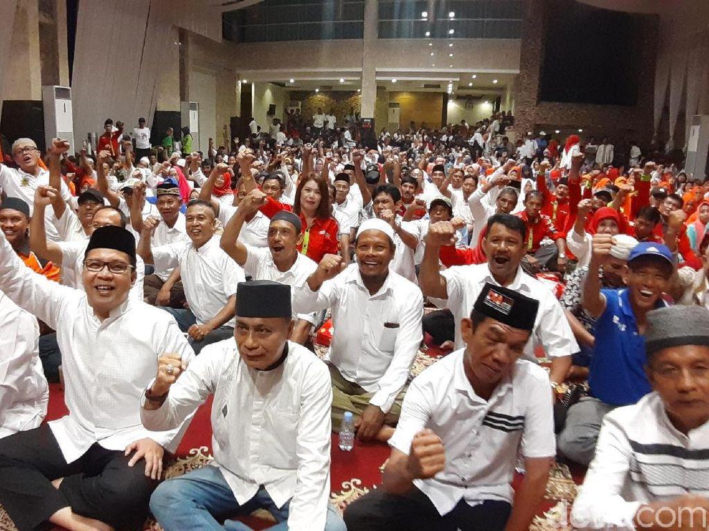 Komunitas RT/RW di Makassar Dukung Danny Pomanto Maju Kembali di Pilwalkot