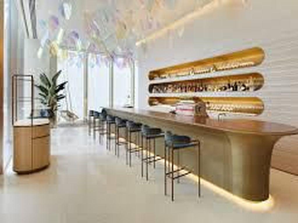 Restoran Mewah di Dalam Butik Louis Vuitton Osaka Akan Buka Bulan Depan