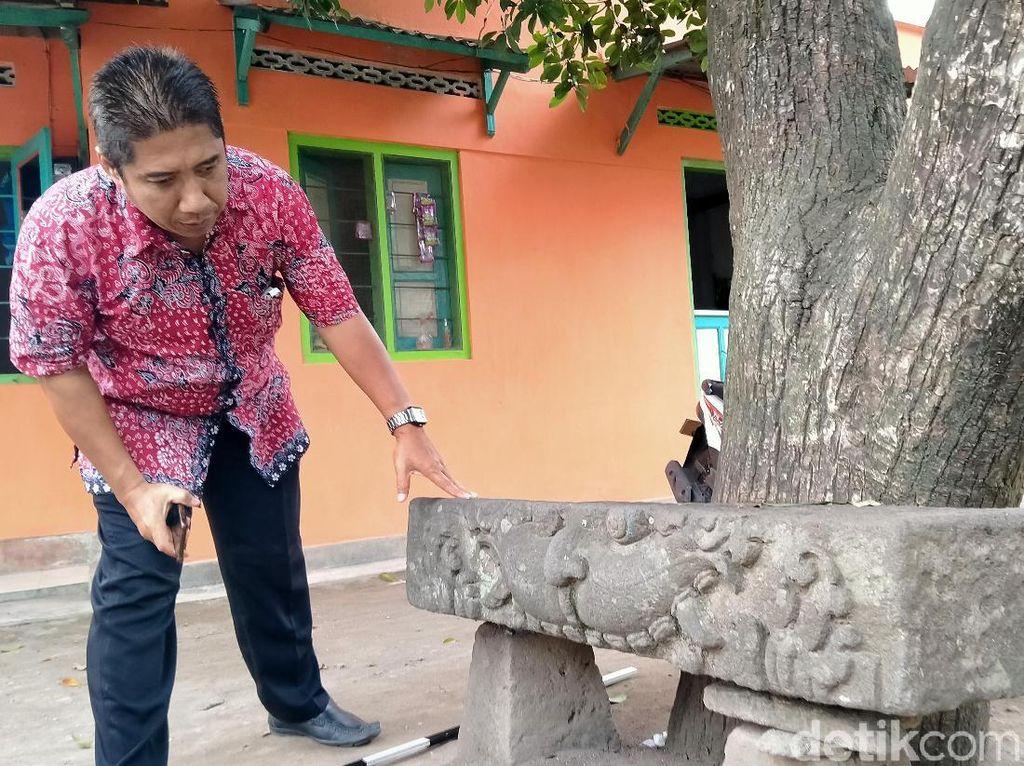 BPCB Data 2 Batu Doorpel Candi Hindu Abad 9 M di Klaten