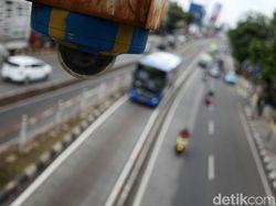 12 Kamera e-TLE di Sudirman-Thamrin Rusak Imbas Demo Anarkis