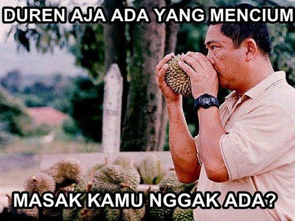 Pencinta Durian, Ini 10 Meme Kocak Durian Buat Kamu