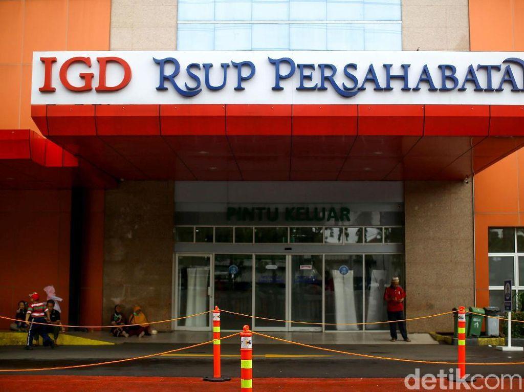 Dipulangkan, 2 Pasien Sembuh dari Corona di Jakarta Diminta Jangan Merokok