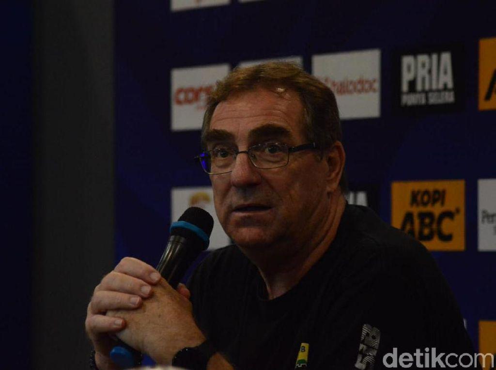Persib Lanjutkan Program Latihan Sambil Tunggu Kabar Liga 1 dan PSBB
