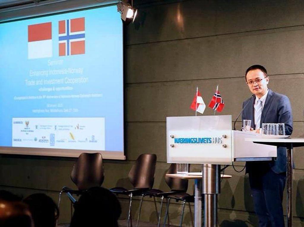 Ke Norwegia, Wamendag Kejar Realisasi IE-CEPA