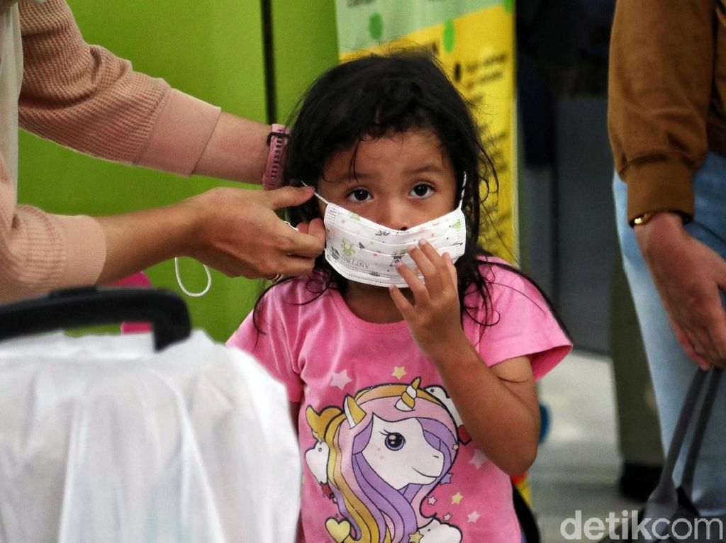 Anak-anak Tidak Rentan Virus Corona? Data IDAI Ungkap Fakta Sebaliknya