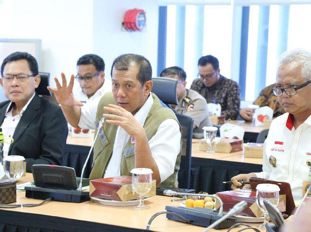BNPB Ingin Bangsa Bisa Hadapi Ancaman Bencana untuk Ratusan Tahun ke Depan