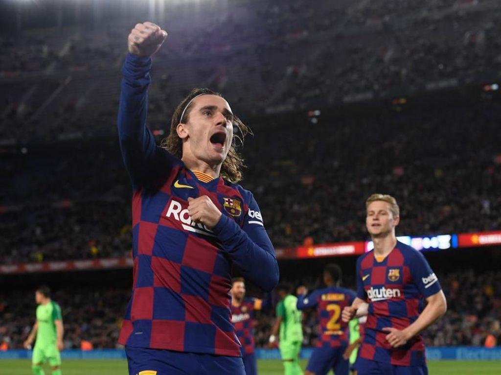 Bantai Leganes 5-0, Barcelona ke Perempatfinal Copa Del Rey