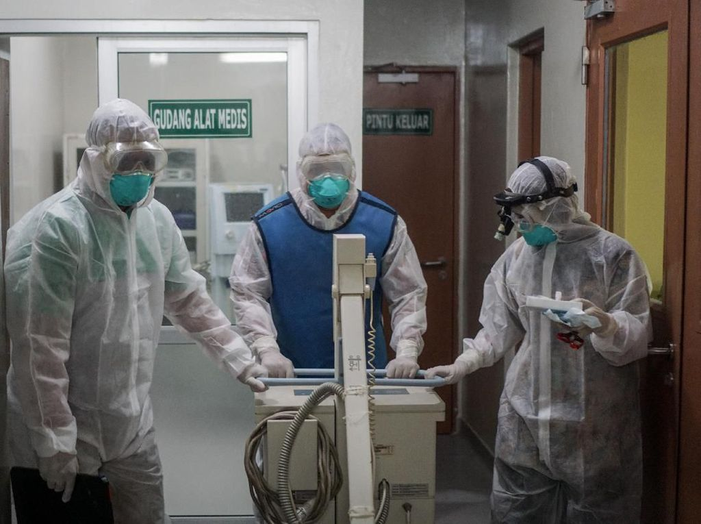 Positif Corona Hasil Rapid Test, 30 Paramedis di Bontang Jalani Isolasi
