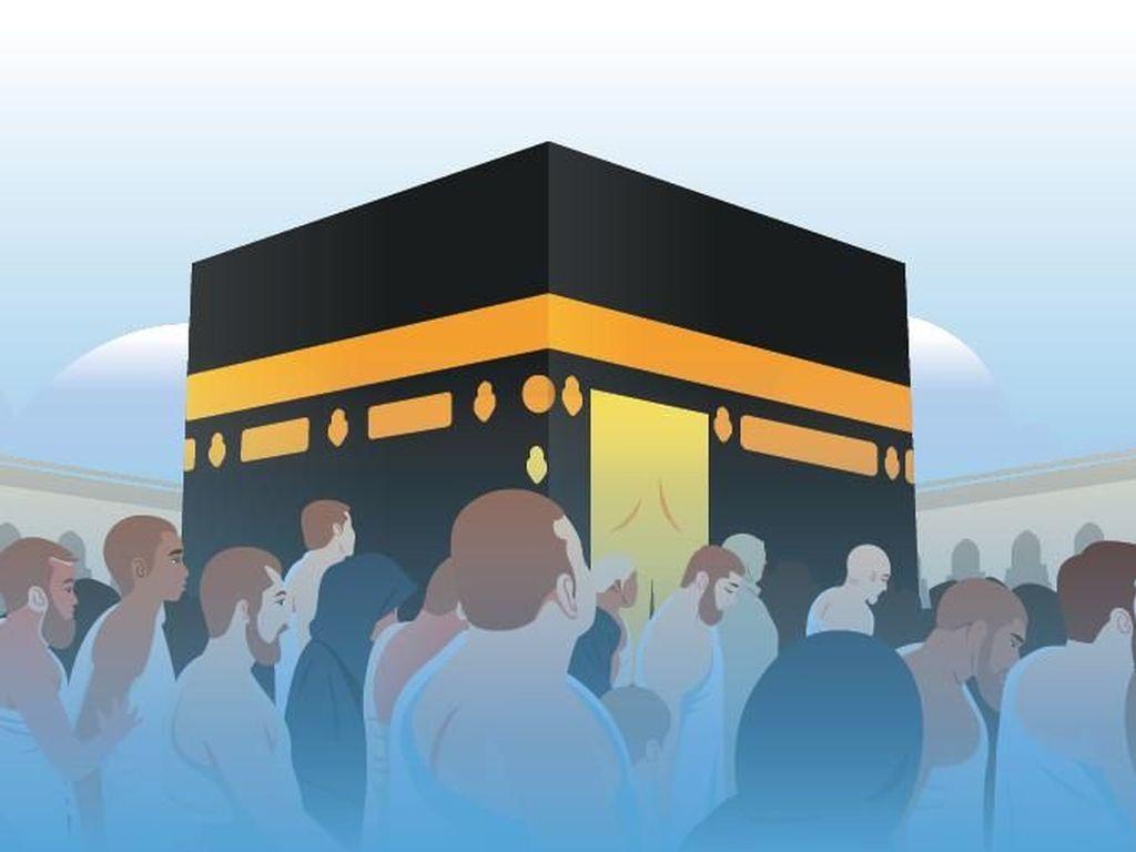 Biaya Haji 2020, Ini Rincian Lengkapnya