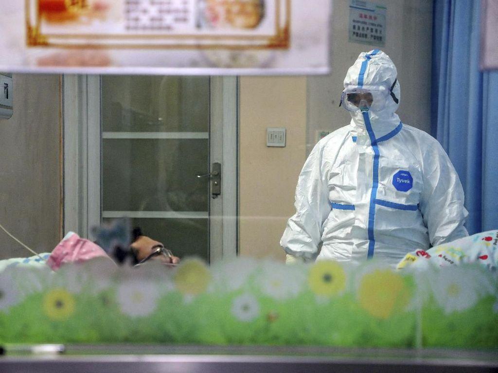 Data Parkir RS Wuhan Munculkan Dugaan Virus Corona Sudah Menyebar Sejak Agustus