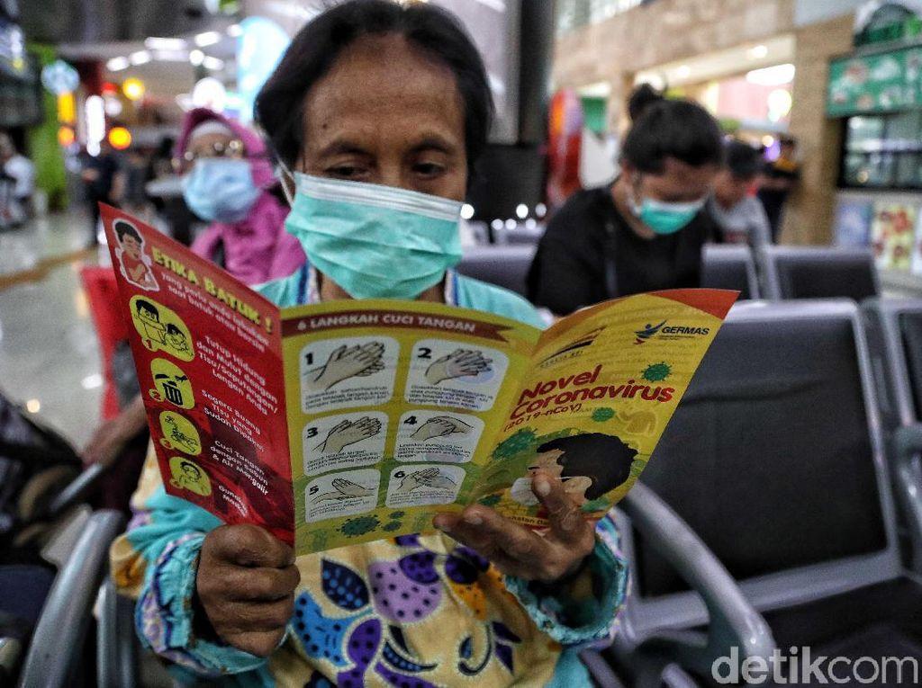 Korban Tembus 1.000 Jiwa, Indonesia Diklaim Masih Bebas Virus Corona