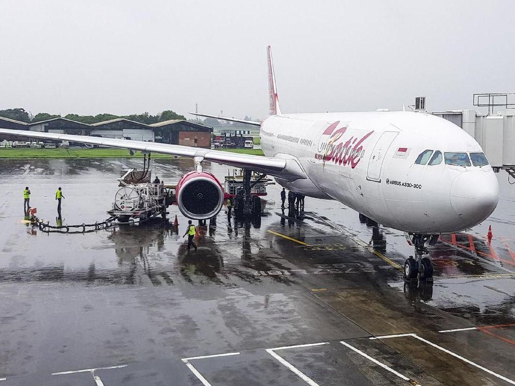Imbas Virus Corona, Pemerintah Setop Penerbangan Indonesia-China Mulai Hari Ini