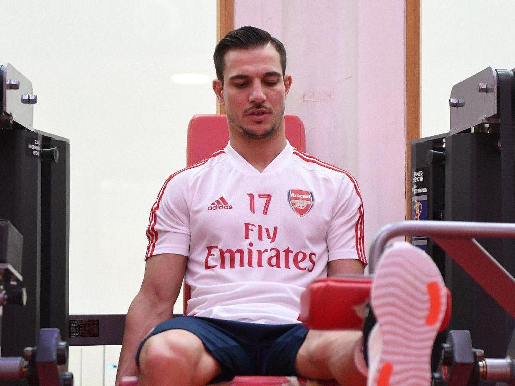 Gabung ke Arsenal, Cedric Soares Sudah Lama Diincar Arteta
