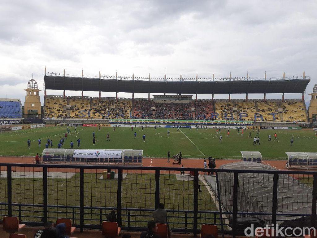 Tinjau Persiapan Piala Dunia U-20, PSSI Sidak Stadion di Bandung