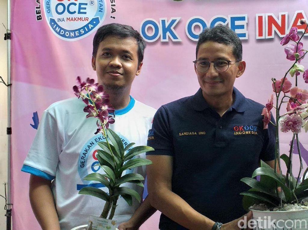 Kata Sandiaga soal Program OK OCE yang Masih Bergulir