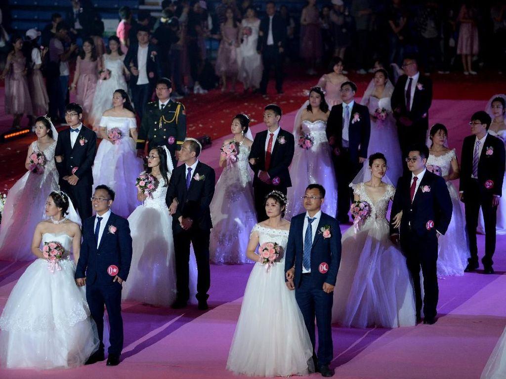 Gegara Virus Corona, Pernikahan Tanggal Cantik Hari Ini Ditunda