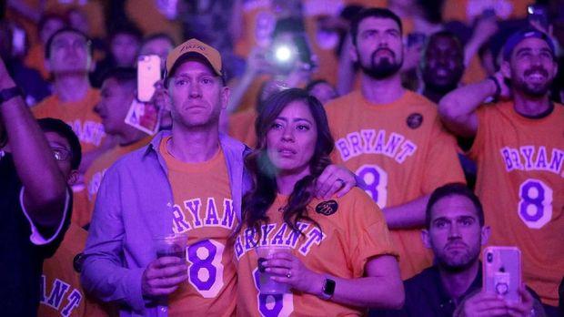 Kematian Kobe Bryant meninggalkan kesedihan mendalam bagi banyak orang.