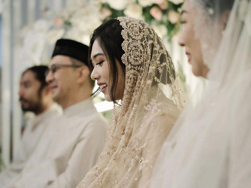 Tak Sabar Menunggu Isyana Sarasvati Menikah Hari Ini