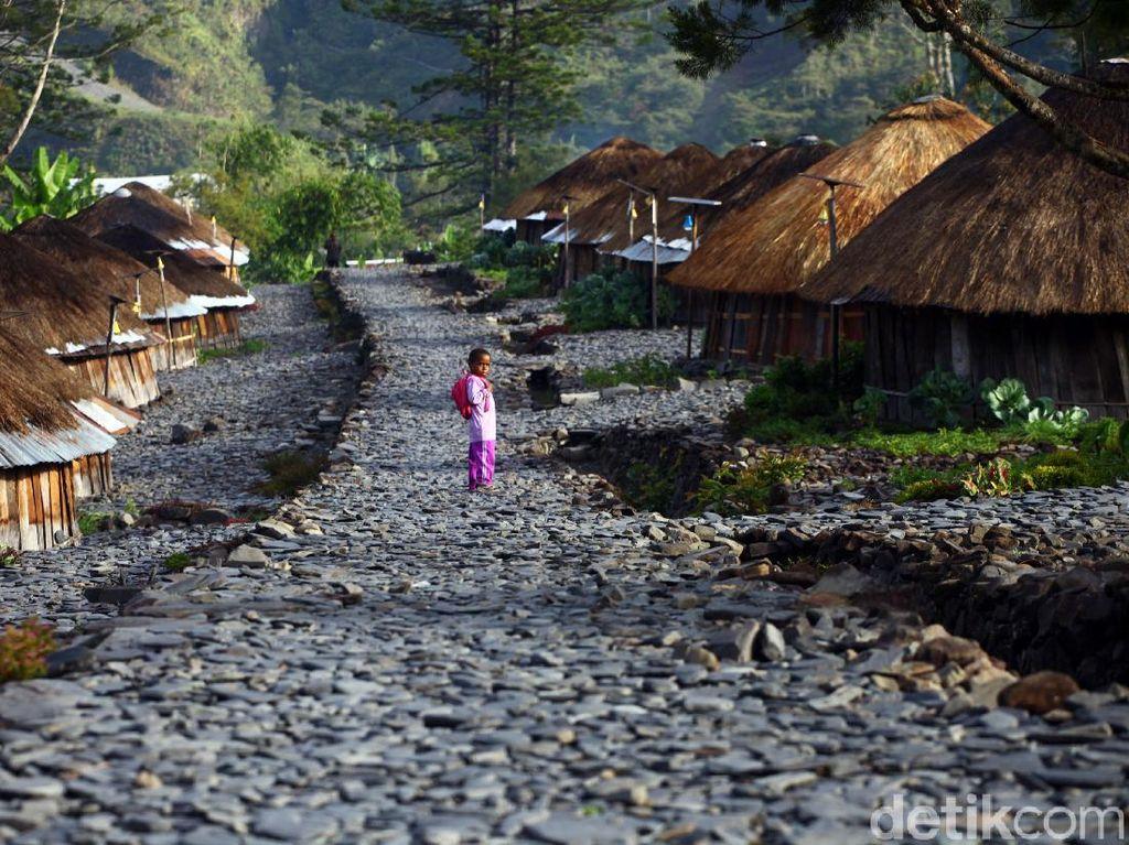 Parah! Ekonomi Papua Tak Tumbuh, Malah Minus