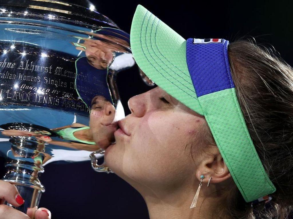 Sofia Kenin Juara Australia Terbuka 2020