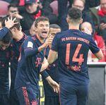 Kalahkan Mainz, Bayern Munich Gusur RB Leipzig dari Puncak Klasemen